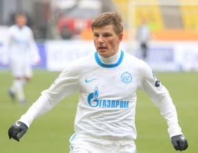 Зенит направи хикс с ЦСКА (М) в завръщането на Аршавин (видео)