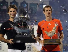 Опитът на Федерер прекърши Мъри