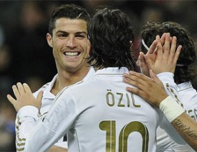Реал Мадрид гони 10-а поредна победа