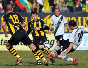 Ботев (Пд) запълва седмицата с мач срещу Чавдар (Етр)