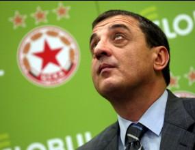 Димитър Борисов се оттегля от ЦСКА - Пенев става президент