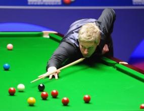 Три фрейма делят Робъртсън от 1/4-финалите на световното първенство