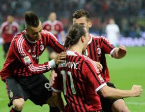Милан загуби четирима, но иска да вкара напрежение в Юве