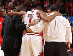 Чикаго загуби Дерек Роуз до края на сезона