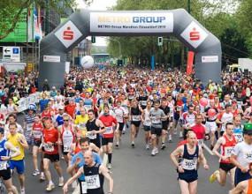 Етиопец спечели маратона на Дюселдорф