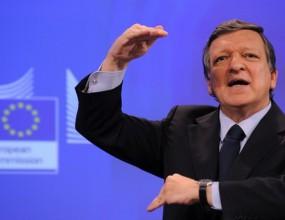 Малко вероятно е Барозу да посети Украйна преди ЕП