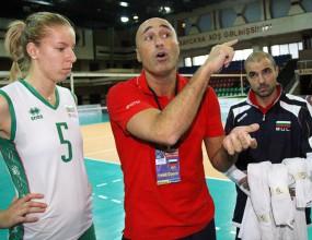 Световните шампионки от Рабита (Баку) искат треньора на България
