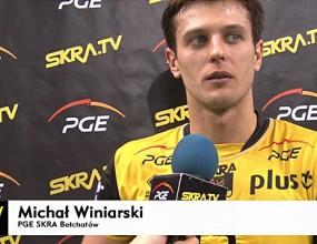 Михал Винярски остава в СКРА Белхатов за още 3 сезона