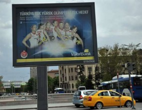 Олимпийският дух витае във въздуха над Анкара