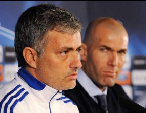 Моуриньо не иска Зидан в Реал Мадрид?
