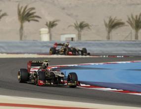Грожан получил отборни заповеди в Бахрейн