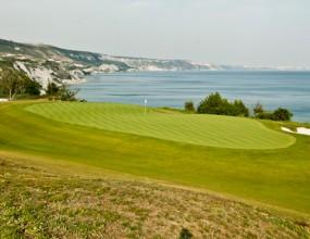 Първи голф турнир St. George President's Cup на игрището Thracian Cliffs