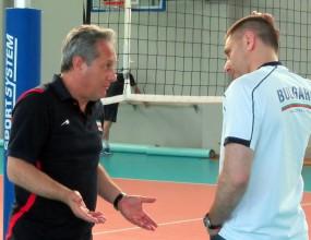 Радо Стойчев vs. Хулио Веласко или България срещу Иран