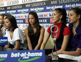 Сара Стайкова е втора в многобоя при жените след първите два уреда