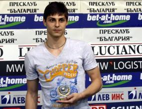 Добри Димитров: Страхотно е да тренираш с Матей, Владо, Андрей, а не да ги гледаш по телевизията
