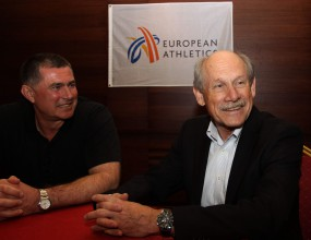 Президентът на Европейската атлетика ще даде пресконференция в неделя