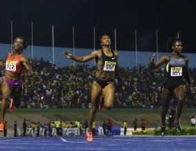 Джетър оглави световната ранглиста на 100 м с 10,81 сек