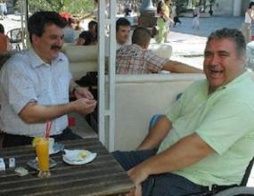 Мениджърът Петър Заберски се възстановява след тежка катастрофа
