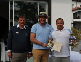 Руснак и чех печелят на първия голф турнир St. George President's Cup