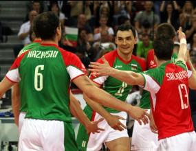 България тръгна с 3:0 над Словения в София! (ВИДЕО + ГАЛЕРИЯ)