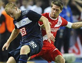 Фортуна (Дюселдорф) се завърна в Първа Бундеслига, скандал в края на мача (видео)