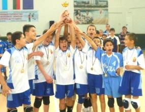 Милко Багдасаров: Пишем историята на кърджалийския волейбол