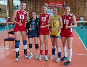 Гергана Димитрова - MVP на финалите в София