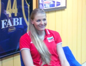 Страши Филипова: Длъжни сме да играем на финалите!