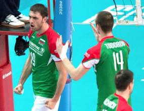 Кметът на Благоевград приема волейболните национали