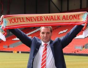 Брендън Роджърс: Благословен съм, ще посветя живота си на Ливърпул