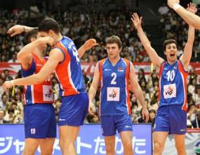 Сърбия направи първа крачка към Лондон 2012