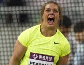 Перкович прати в историята 12-годишен рекорд