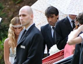 Сватба и бебе за Маркос Багдатис