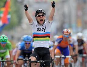 Кавендиш спечели 18-ия етап във Франция