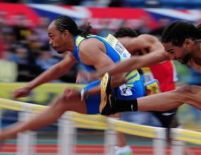Ариес Мерит отново с 12,93 сек на 110 м/пр