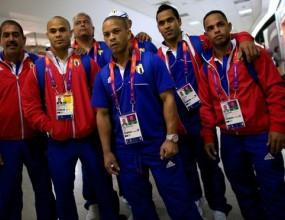 110 кубинци потеглиха за олимпиадата