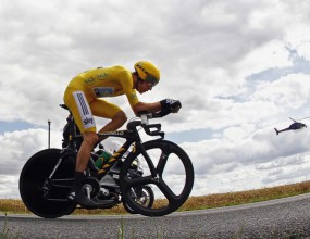 Брадли Уигинс спечели 19-тия етап на Тур дьо Франс