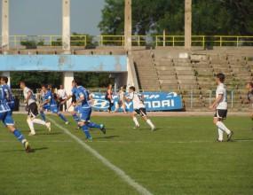 Спартак (Плевен) завърши 1:1 с албанци