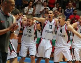 България ще срещне Израел за бронза утре