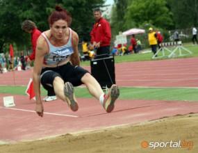 Девет медала за атлетите ни в първия ден на Балканиадата