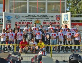 Калин Кулев и Михаил Иванов обучиха 21 любители мотоциклетисти