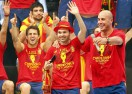"""Иниеста: Надявам се испанец ще спечели """"Златната топка"""""""