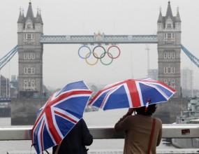 Метеоролози предрекоха дъжд на откриването и на цялата Олимпиада