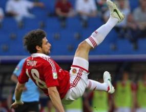 Генков с едно полувреме срещу Апоел, Попара не се появи в игра