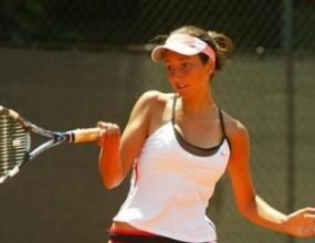 Александрина Найденова със загуба в първия кръг в Астана