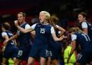 САЩ отново е на върха на женския футбол