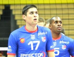 Ники Пенчев с 11 точки и MVP! Ефектор (Киелче) с 3-та победа в Полша (ГАЛЕРИЯ)