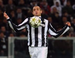Джорджо Киелини отпадна за дербито с Милан