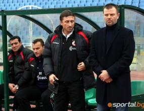 Стойчо призна, че има само един вариант, при който да напусне ЦСКА