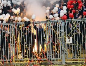 46 пострадали заради хулигани в Германия